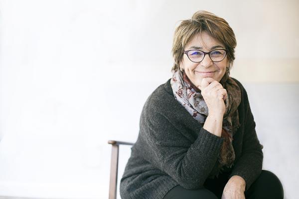 Teresa-Alomar fundadora de Aglaia